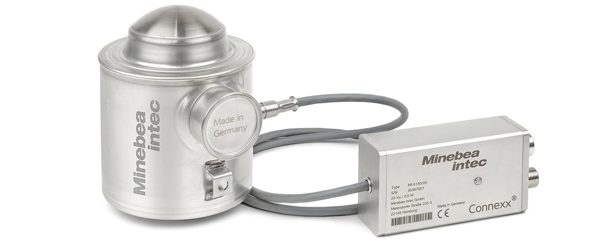 Minebea Intec: Analogue and Digital – new and upgraded Load Cell for Dosing and Weighing
