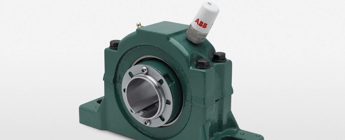 ABB: Smart Sensor Technology for Bearings prevents unexpected Downtime