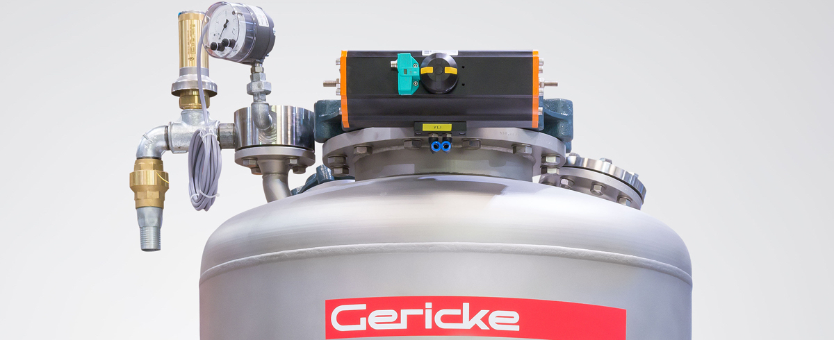 Gericke USA: New Dense Phase System uses Low Velocity Slugs to protect Sensitive Products