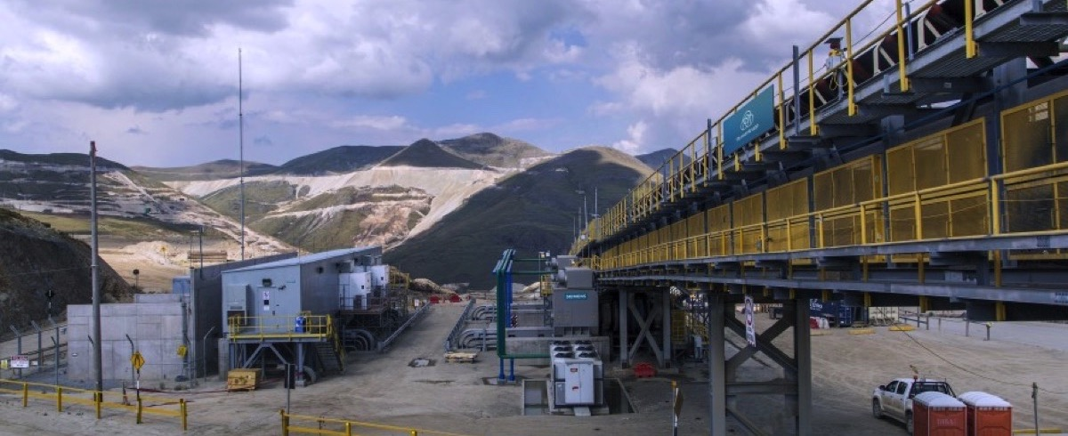 thyssenkrupp to deliver Gearless Drive Overland Conveyor to Quellaveco Copper Mine, Peru