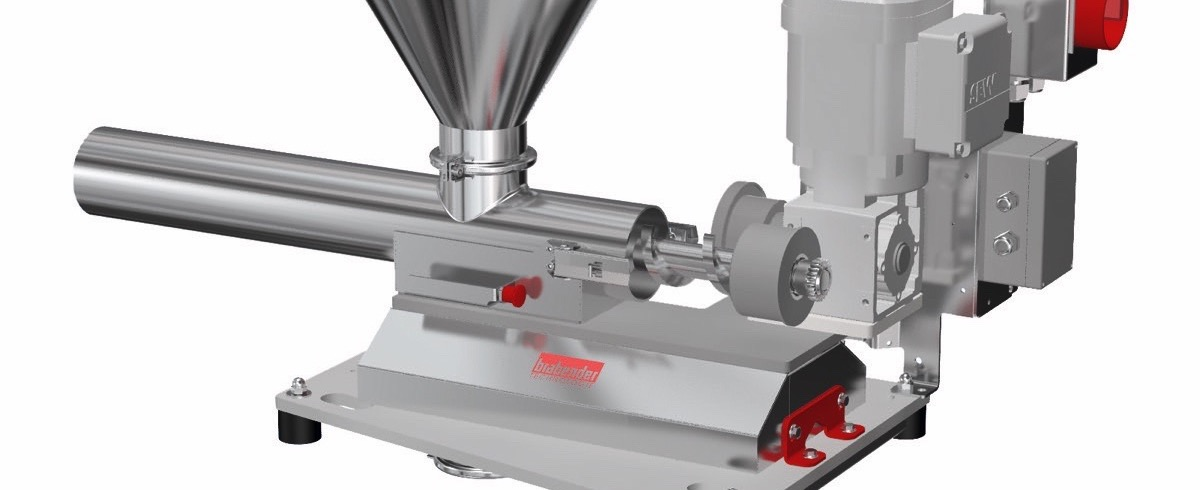 Brabender Technologie: New Feeder Line at Powtech 2019