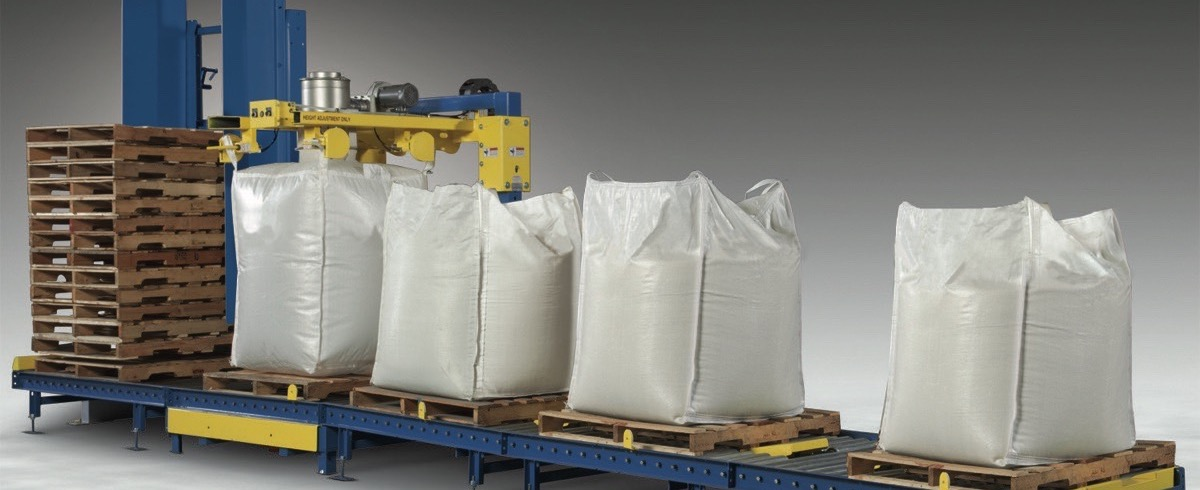 Specifying a Bulk Bag Filler: The six most important Parameters to consider