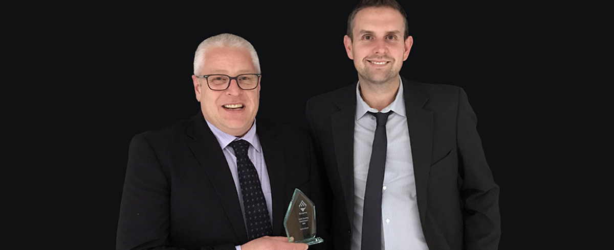 Vortex wins SHAPA 2019 Solids Handling Industry Export Award