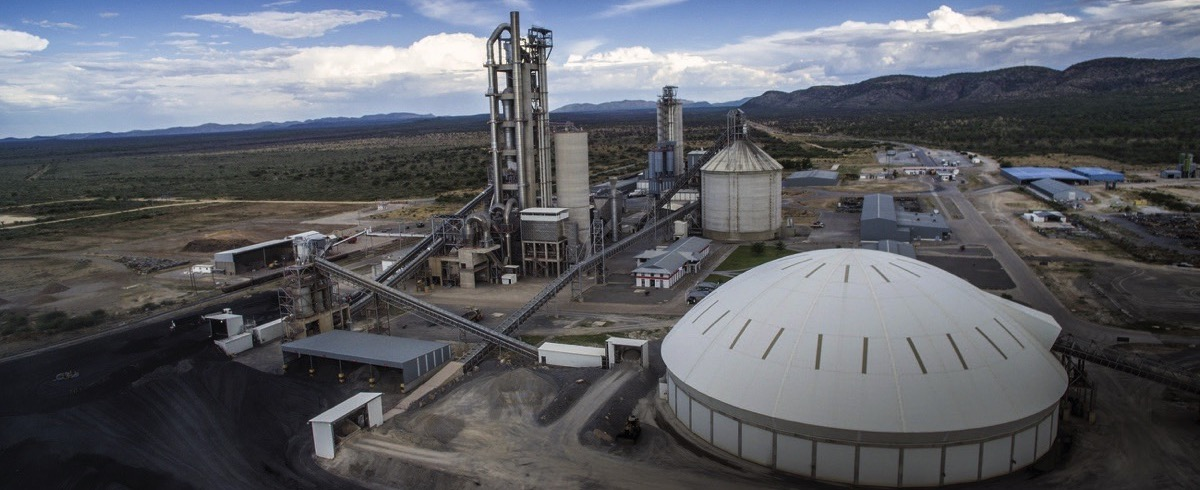 Holding the World together: Cement – Systems for a more Energy-efficient and environmentally friendly Production