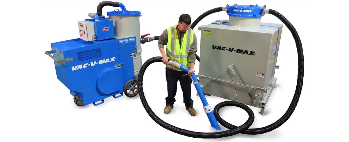 VAC-U-MAX introduces new Continuous-Duty Industrial Vacuum Cleaner