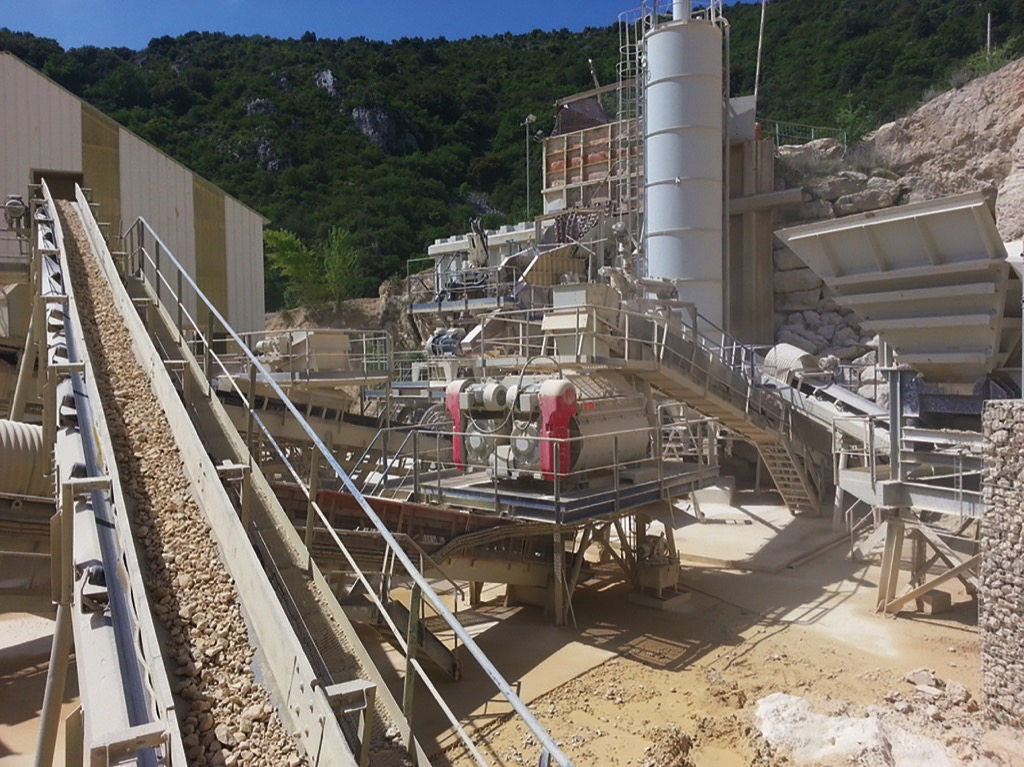 Creating Value from Overburden: Valuable Rock Grade obtained from Contaminated Feed Material – teaser