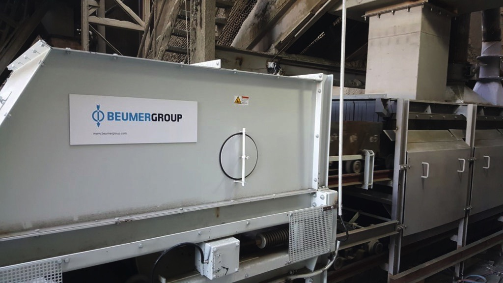 BEUMER Group: Belt Apron Conveyors for reliable and cost-efficient Transport of Cement Clinker – Fig. 1: BEUMER Group supplies belt apron conveyor to the Turkish cement manufacturer Göltas Cemento.