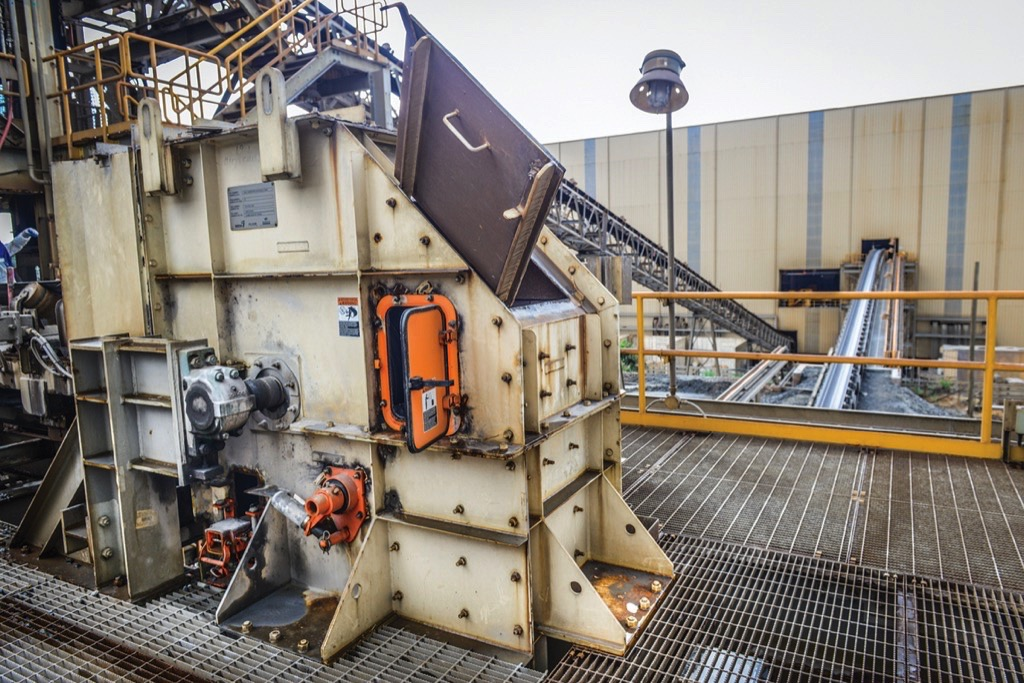 """Martin Engineering: Reduce Conveyor Maintenance Time through better Access - """"Access"""" can mean observation points, entry doors and workspace for service."""