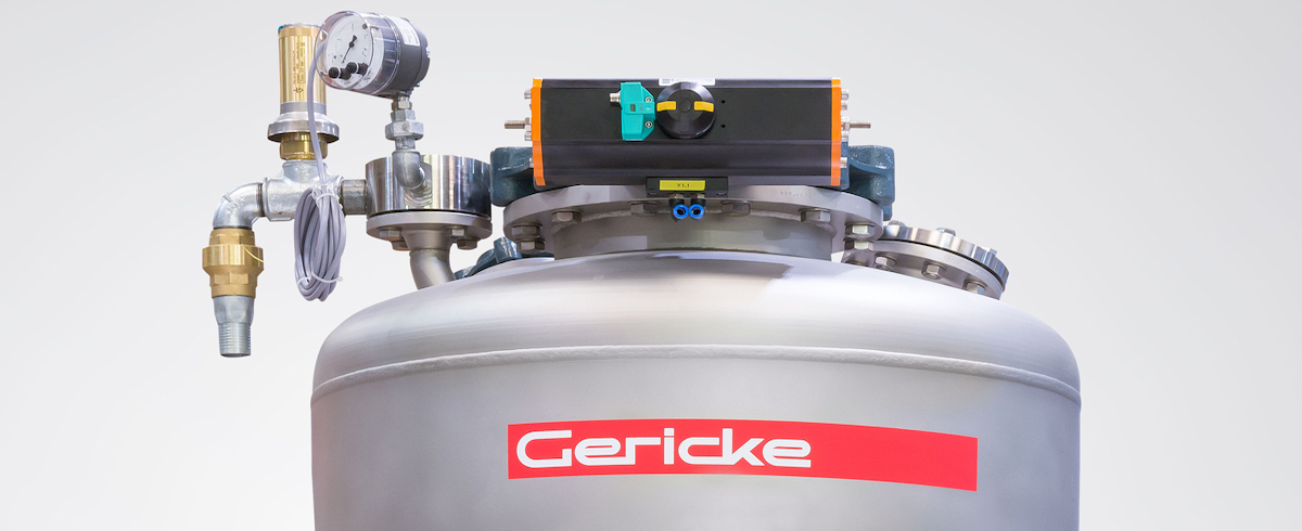 Gericke USA unveils Dense Phase Pneumatic Conveying System that protects delicate Materials