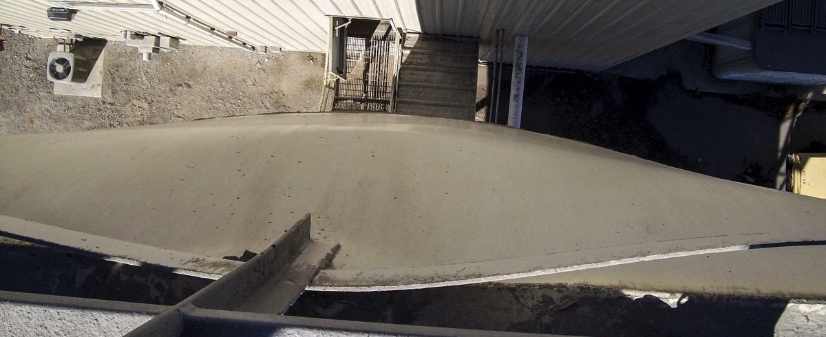 Whipped into Shape – Concrete Mixing Plant Relieves Pressures with Silo Cleaning Service