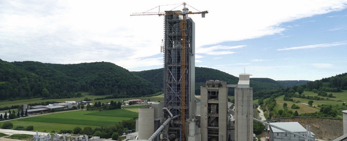 BEUMER Group commissions Germany's highest Bucket Elevator