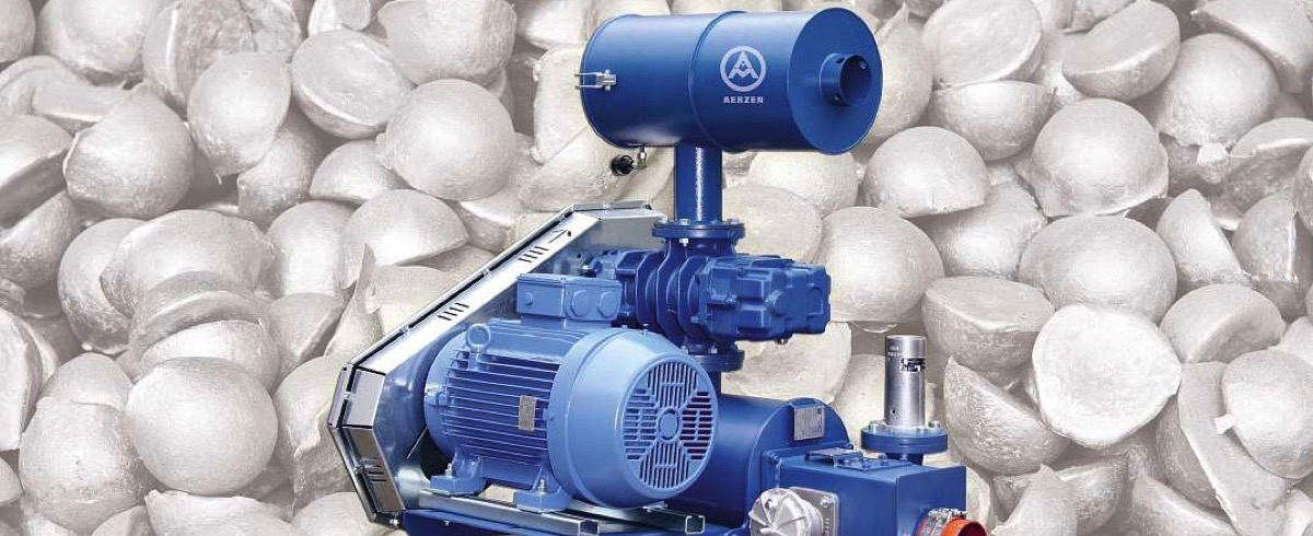 Pneumatic Conveying Solutions – Transport of Metal Particles by Means of Negative Pressure